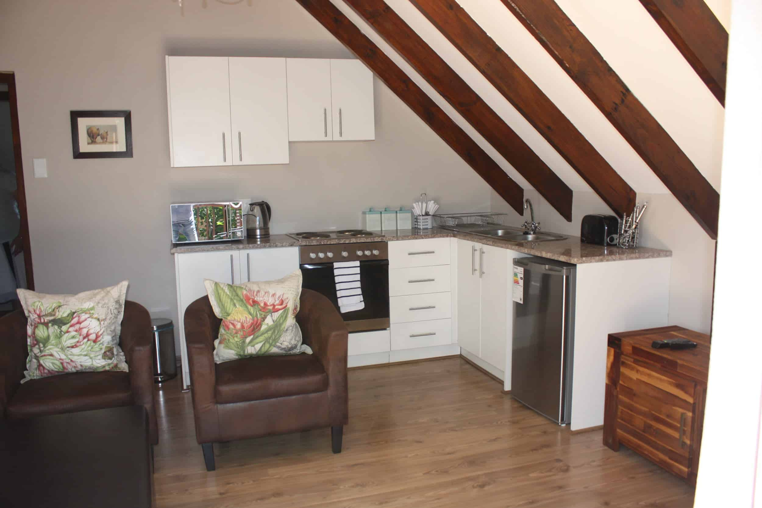 1 bedroom self catering kitchen